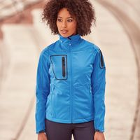 R520F Russell Giacca sport donna in softshell triplo strato Thumbnail